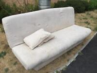 Free fold down sofa bed