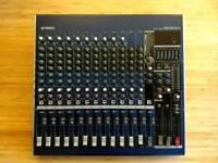 Yamaha MG16/6FX mixing console missing PSU
