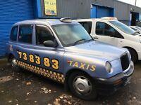 London Taxi tx2