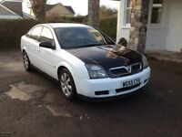 55 Plate Vauxhall Vectra 1.8 Petrol. MOT October 2017. Drives Well and in good condition. £395ono.