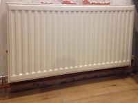 Double Panel Central Heating Radiator ** Excellent Condition **
