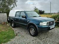 Ford Ranger 2005 long mot