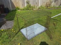 XL DOG CAGE/CRATE