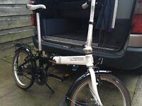 Dahon vitesse folding bike