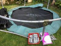 Plum space zone 8ft trampoline
