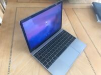 Used 12 Inch MacBook (Early 2016) 1.1GHz M3 Processor, 8 GB RAM and 250 GB Flash Storage