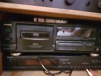 AIWA Vintage Stereo Casette Deck