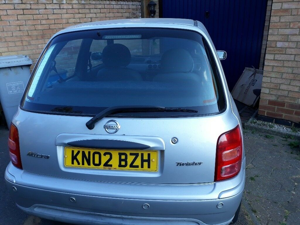 Nissan Micra 1 0 Petrol Cheap In Kettering Northamptonshire Gumtree