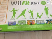 Full wii set with controls and games