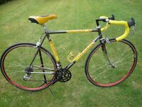 Colnago Classic Road Bike Campagnolo Excellent Lightweight COLUMBUS STEEL