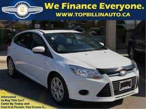 2014 Ford Focus SE with SUNROOF, 1 OWNER