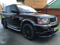 Range Rover sport HSE 2.7 tdv6 fully loaded