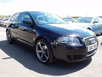 2008 audi a3 1.6 petrol special edition low miles, miles october 2018 good history