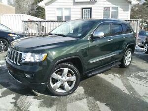 2011 Jeep Grand Cherokee Limited | HEMI | NAVI | Loaded with All