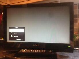Sony Bravia 19 inch l.e.d full hd tv 6 months old