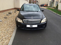 BARGAIN!!!!!!!!! MERC-BENZ DIESEL ESTATE