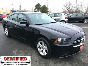 2013 Dodge Charger SE ** CRUISE, AUX. IN, NEWER TIRES **