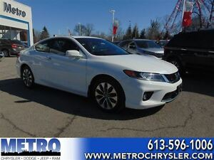 2015 Honda Accord EX-L-FULLY LOADED