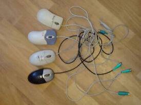 vintage mice (£2 each)