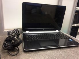 HP Pavillion 15-n297ea Laptop With Charger