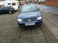 VW Passat for sale with 12 months M.O.T
