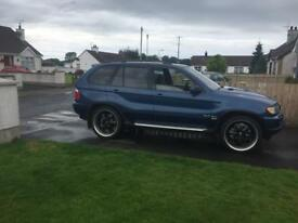 2003 BMW X5 3.0 auto d sport will swap BMW/Audi