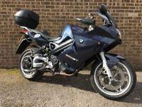 2010, BMW F800ST Motorcycle, 35k mil
