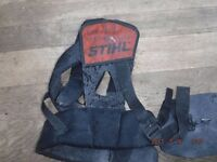 Stihl weed wacker / Trimmer harness
