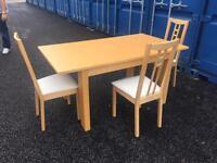 Harvey's extending dining table