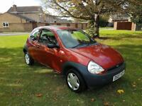 FORD KA, 1.3 Studio, Petrol ! IDEAL FIRST CAR, WITH FULL MOT- CHEAP ON FUEL-
