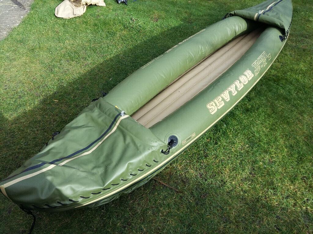 Sevylor Tahiti inflatable kayak | in Poole, Dorset | Gumtree