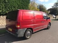 Mercedes Vito Camper/Van