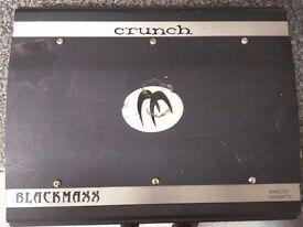 Crunch Blackmaxx MXB2250 1000W - Car Amp