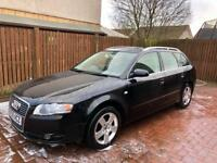 Audi A4 2.0 Avant 2005 Facelift Model Full History