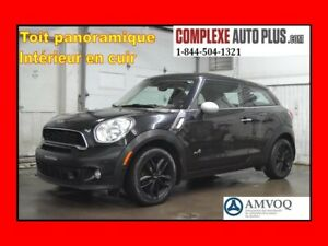 2014 Mini Cooper Countryman Paceman S ALL4 *Cuir,Toit pano.
