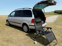 Volkswagen sharan 1.9 tdi, camper/day van