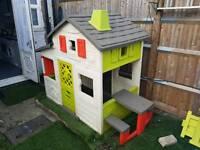 Children playhouse