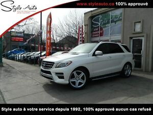 2013 Mercedes-Benz M-Class ML350 BLUETEC AMG