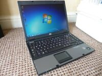 HP 6510b Dual Core Laptop. in Good Condition. £55 ono