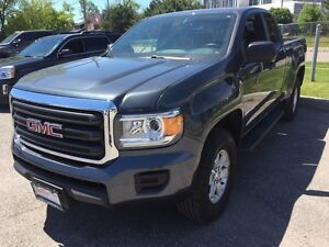 2015 GMC Canyon 2WD 2.5L Bluetooth WIFI HotSpot Backup Cam