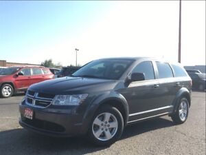 2014 Dodge Journey CVP**BLUETOOTH**PUSH START**TOUCHSCREEN**
