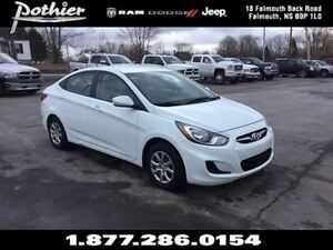2013 Hyundai Accent GLS | | HEATED SEATS | AM/FM CD PLAYER |