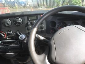 Iveco daily automatic gearbox spare parts breaking