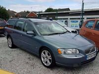 54 VOLVO V70 D5 2.5 DIESEL AUTO GEARTRONIC - PX WELCOME