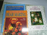 Bear & Mice  Making Books- 3 books in total