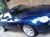 Mg freestyle comfortable beautiful condition no dents or scratches must be seen