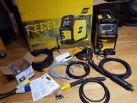 ESAB REBEL WELDER 215ic