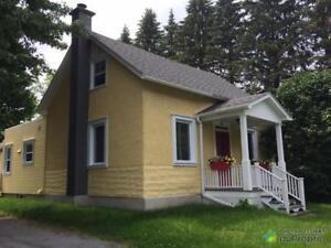 347 500$ - Maison à un étage et demi à vendre à Mont-St-Hila