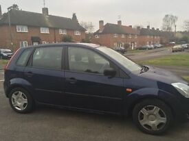 Ford Fiesta 1.4 Turbo for sale