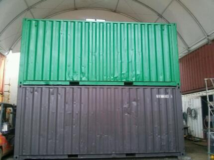 20' Refurbished Sea Shipping Containers Maddington Gosnells Area Preview